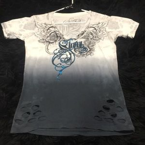 Affliction Sinful Tee